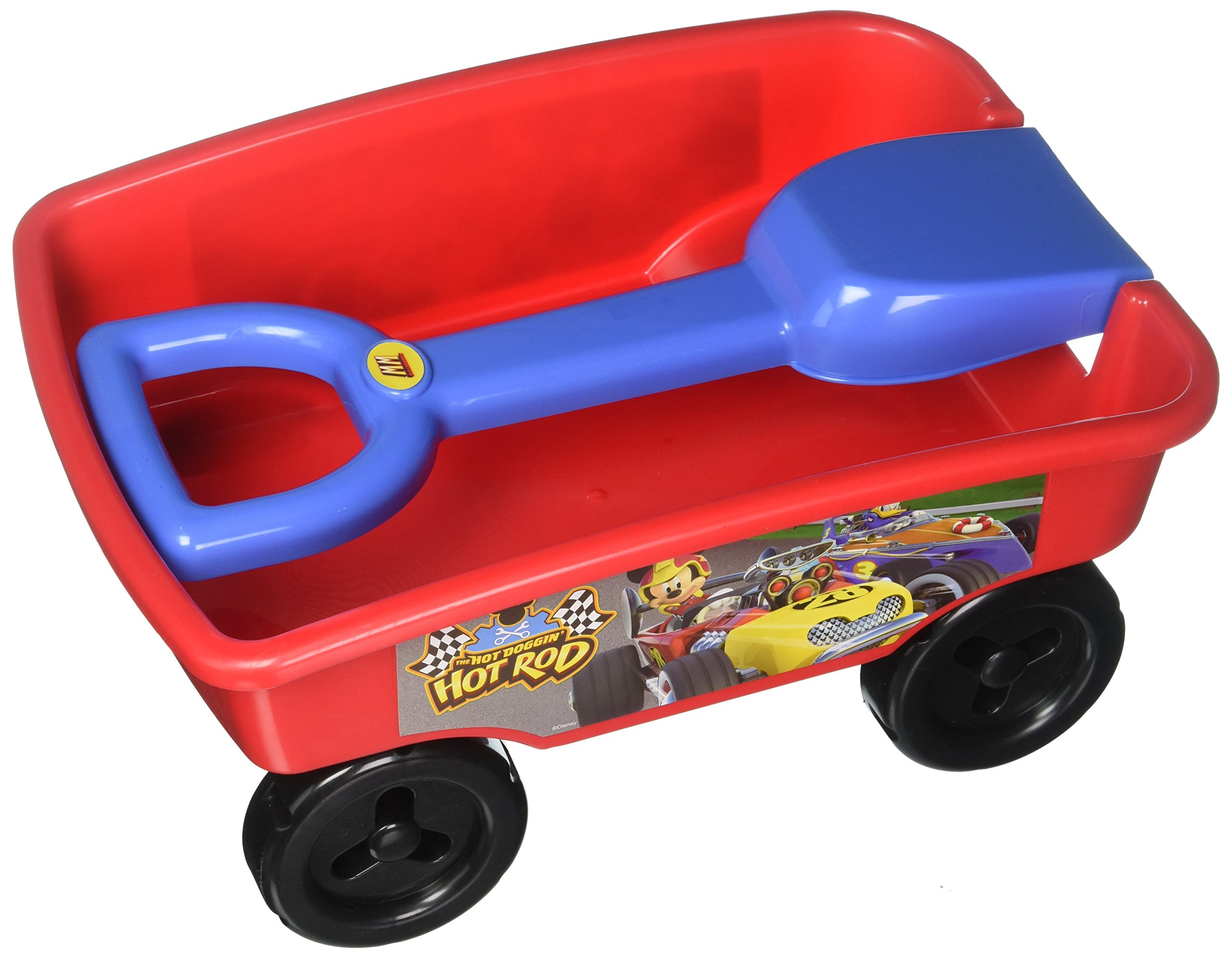 Mickey Play Wagon with Detachable Shovel