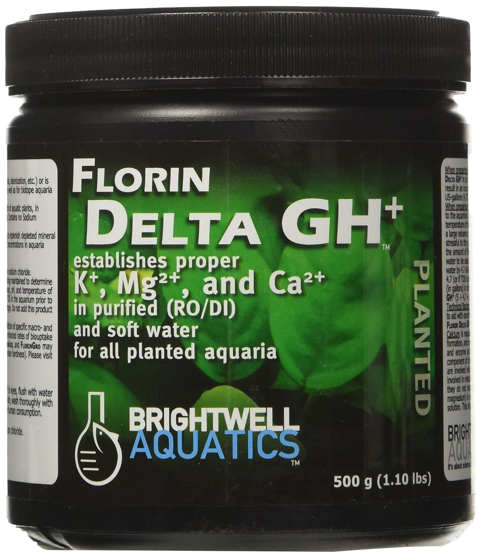 500 g BRIGHTWELL AQUATICS Florin Delta GH Plus K Plus, 500 g