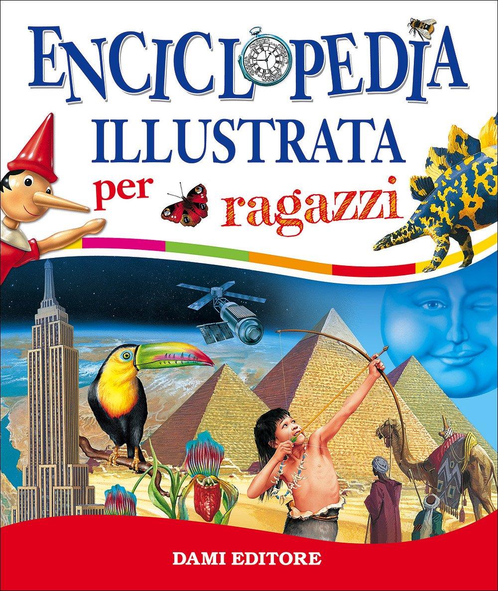 Enciclopedia illustrata per ragazzi: 1 (italiano) copertina flessibile 8809848160