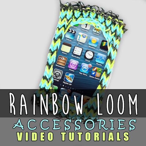 amazoncom rainbow loom video tutorials fashion