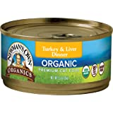 Newman's Own Organics Grain-Free Canned Cat Food