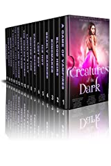 Creatures of the Dark: A Paranormal Romance and Urban Fantasy Anthology Kindle Edition