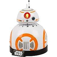 Star Wars epvii: Minuteur de Cuisine: BB-8(lumière et Son), Blanc