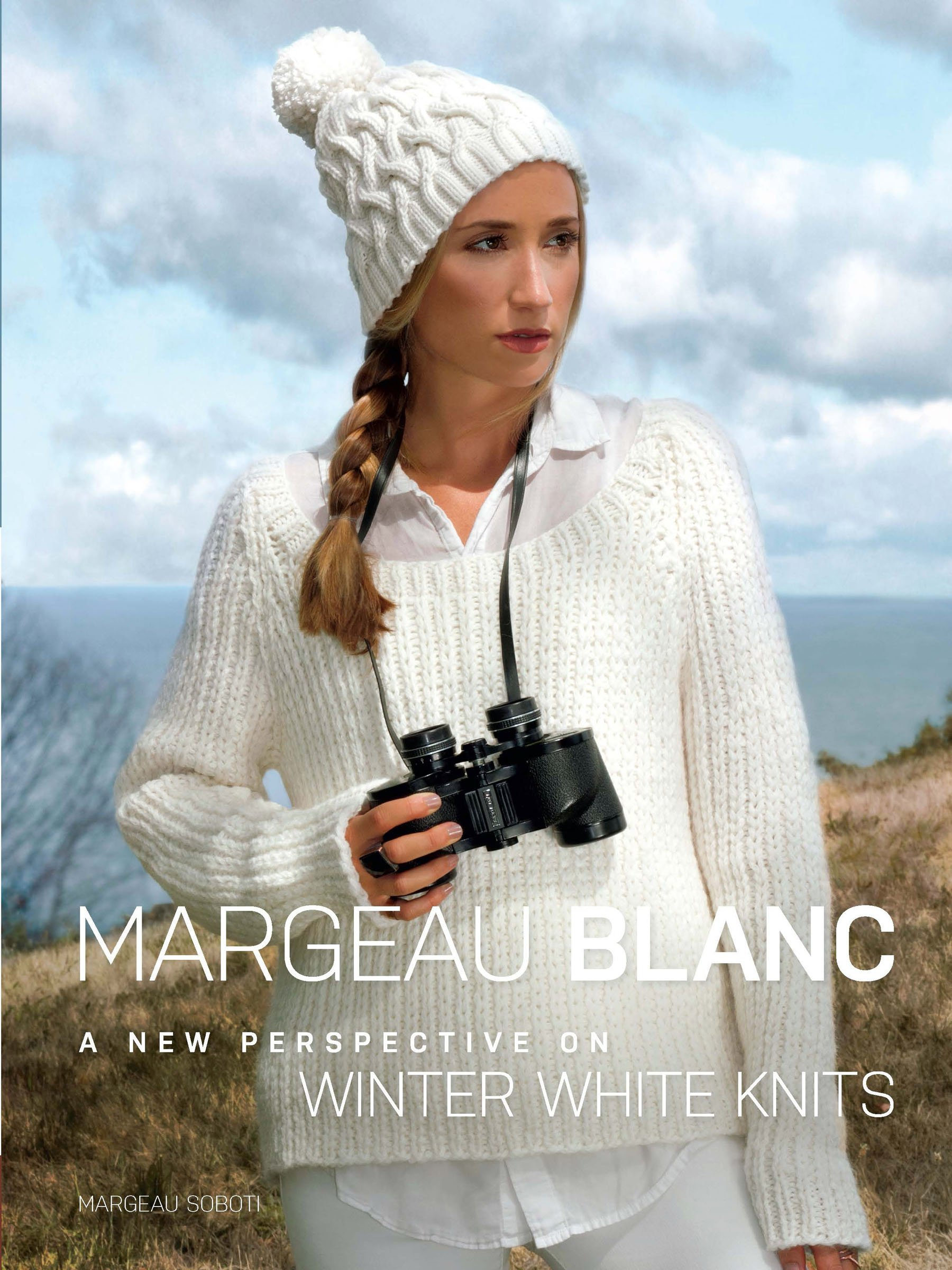Download Margeau Blanc: A New Perspective on Winter White Knits (Dover Knitting, Crochet, Tatting, Lace) ebook