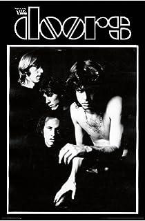 The Doors poster tissu Jim Morrison 75 x 110 cm Bioworld Merchandising