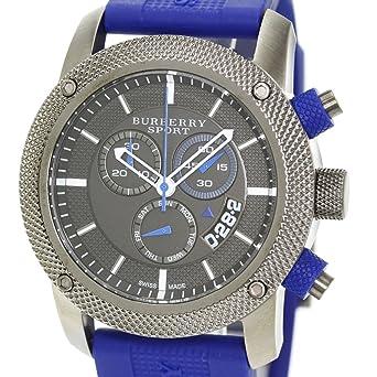 burberry grey watch