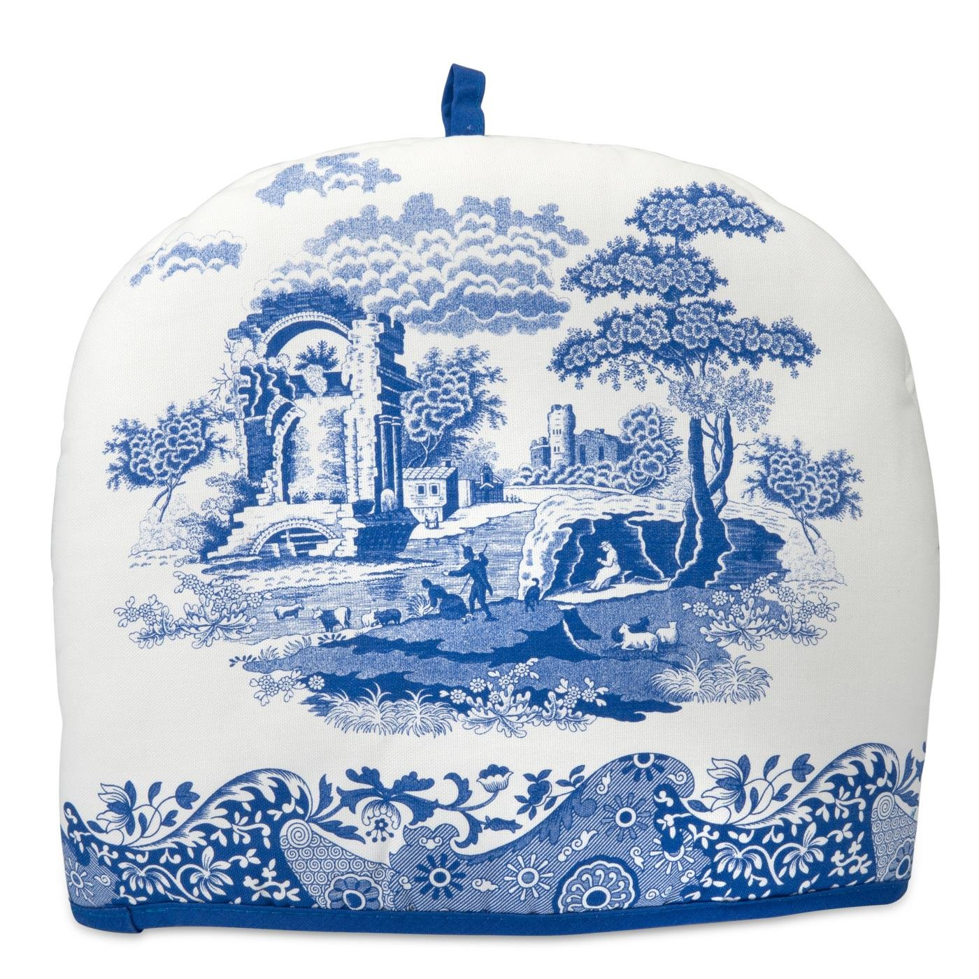 Spode Blue Italian Tea Cosy by Pimpernel