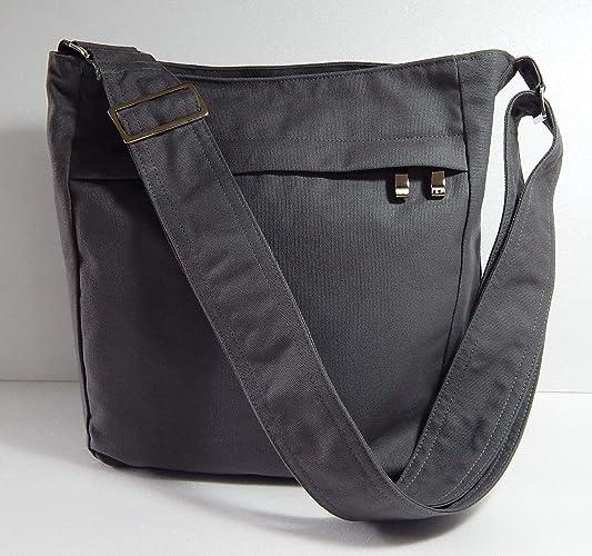 f8ad5a3108 Amazon.com  Virine grey cross body bag