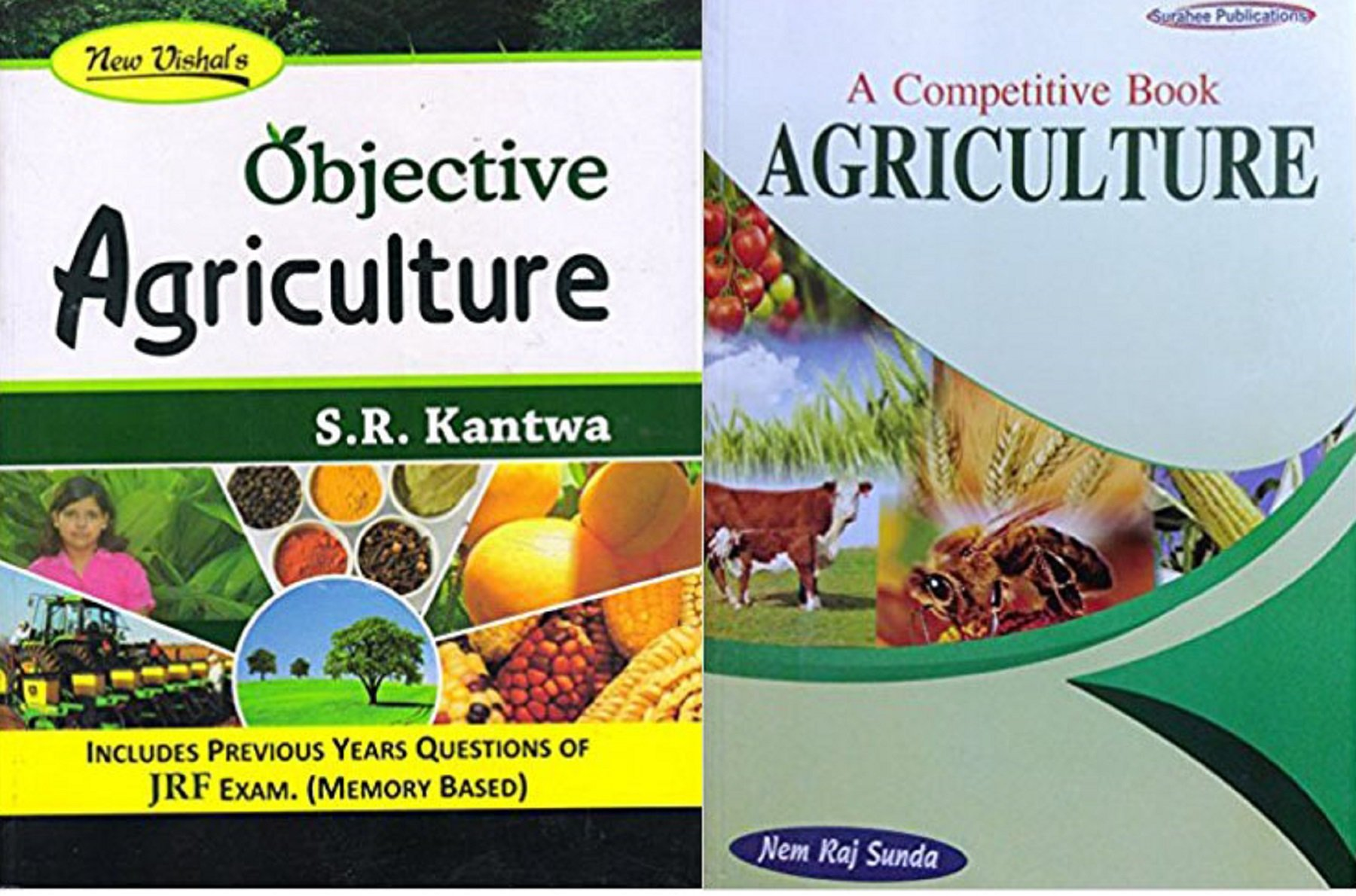 General Agriculture Book Pdf