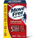 Schiff Move Free 氨糖软骨素 维骨力 红瓶基础版 160粒