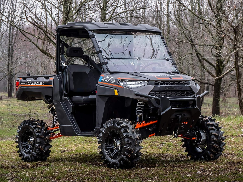 - Cast Aluminum SuperATV 4 Portal Gear Lift for Polaris Ranger XP 1000 // High Lifter Edition 2018+ 30/% Gear Reduction