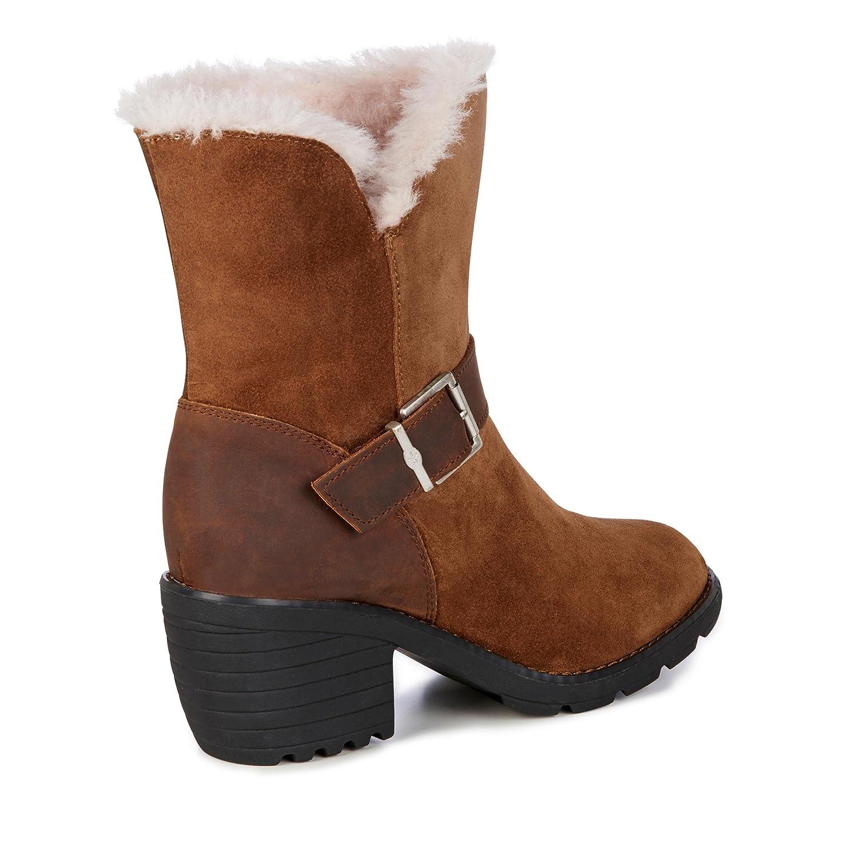 EMU Australia Colebrook Womens Waterproof B(M) Sheepskin Boots B0742HX7LK 10 B(M) Waterproof US|Oak 0c097c