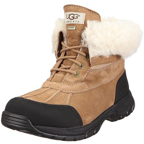 UGG 3020 Hilgard - Botines para hombre, color marrón, talla 40.5: Amazon.es: Zapatos y complementos