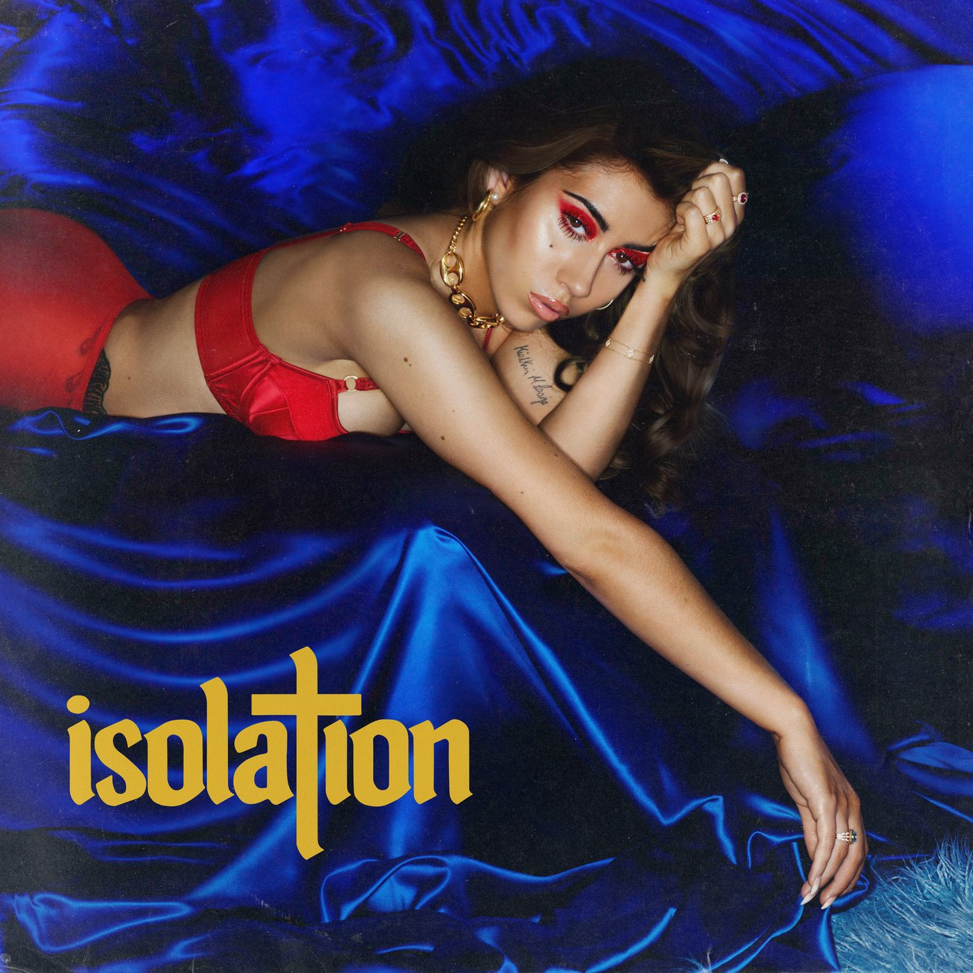 Isolation [LP][Blue] by Interscope