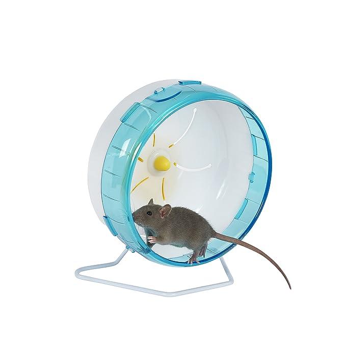 Pet Ting Premium - Rueda para Ratones, hámsters, gerbos, Ratas ...