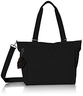 8bd1e95d1 Kipling New Shopper S Black Tote: Handbags: Amazon.com