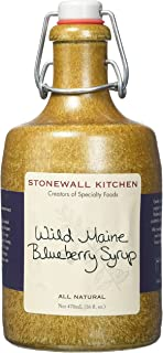 product image for Stonewall Kitchen Wild Maine Blueberry Syrup, 16 Ounces