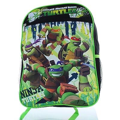 "Teenage Mutant Ninja Turtles 15"" Backpack | Kids' Backpacks"
