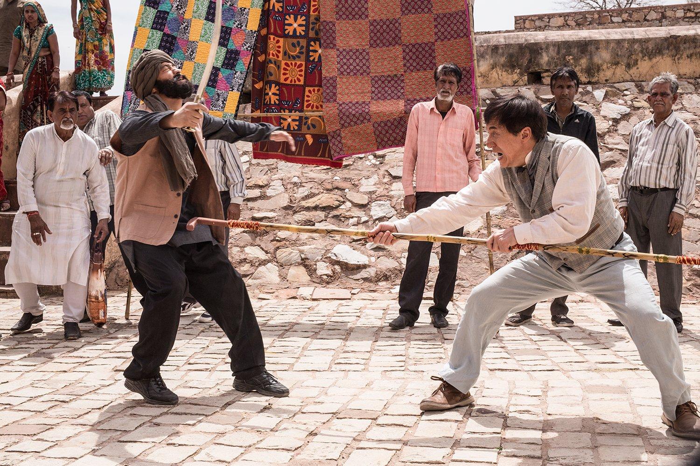Kung Fu Yoga - Der goldene Arm der Götter: 4020628780098 ...