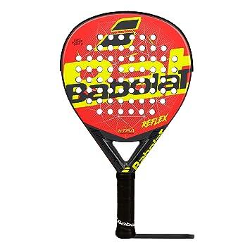 Babolat Reflex Pala, Unisex Adulto, Gris (Rouge Fluo), U: Amazon.es: Deportes y aire libre