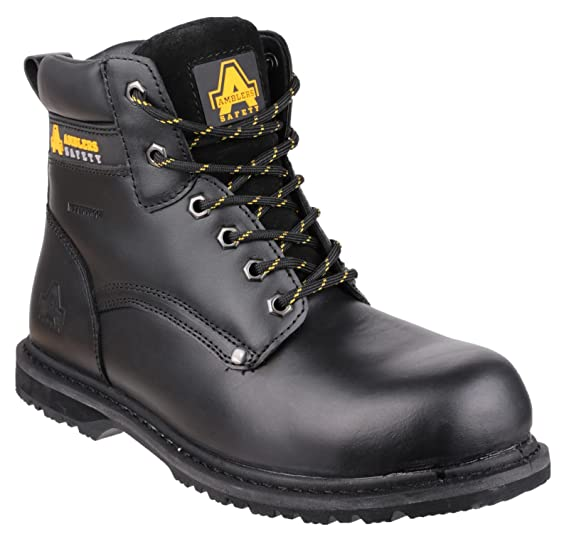 Amblers Safety 146 Welted S3 WP Black Size 13 LLpeOQ