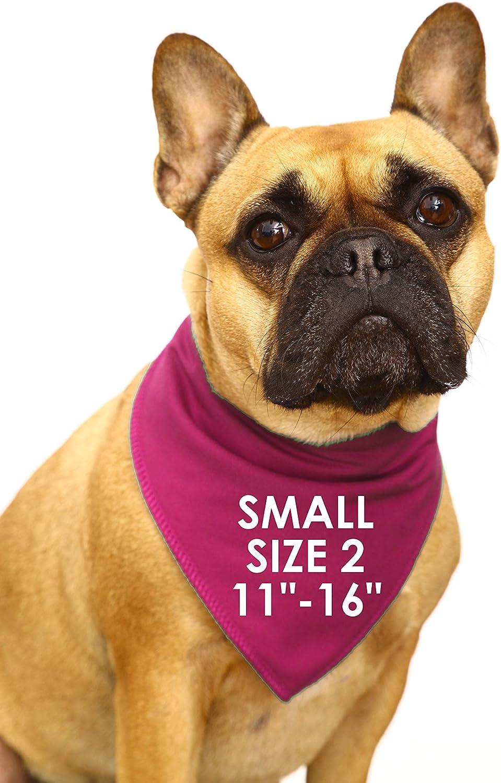 Pink Dog Bandana Small Dogs Shih-tzu Terriers /& Cockerpoo I Do Too Bridesmaid /& Bestman Wedding Costume Fancy Dress For Dogs S2
