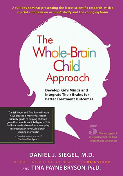 Amazon.com: The Whole-Brain Child Approach: Develop Kids Minds and ...