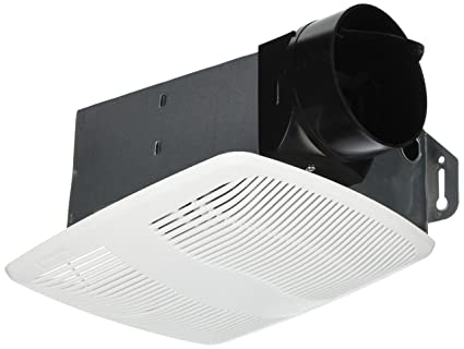 Air King AS54 Advantage Exhaust Bath Fan With 50 CFM At 3.0 Sones,