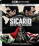 Sicario: Day of the Soldado 4k Uhd +Bluray Region Free Avaliable Now!!!