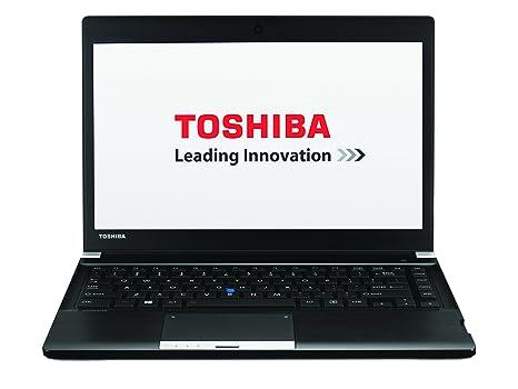 "Toshiba R30-A-14G del ordenador portátil 13.3 ""Windows 7 Professional Negro"
