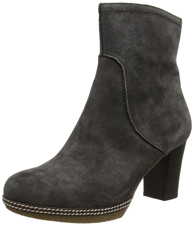 Gabor Shoes Comfort Sport, Botas para Mujer36 EU|Gris (39 Dark-grey Micro)