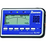 Ibanez Guitar/Bass Auto Tuner - Blue