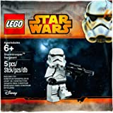 LEGO STAR WARS 5002938 Stormtrooper Sergeant (limited Edition Promotionspolybag)