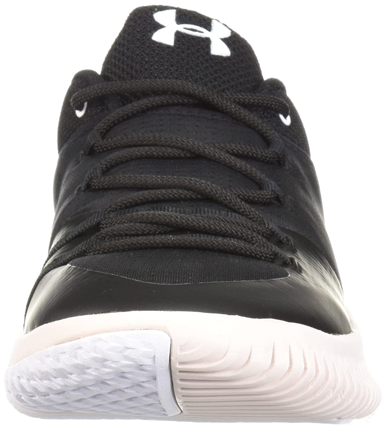 Under Armour Women's Ultimate Speed Sneaker B0725R5Z5L 10 M US|Black (001)/French Gray