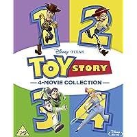 Disney & Pixar's Toy Story 1-4