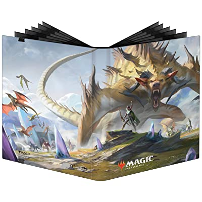 Ikoria: Lair of Behemoths 9-Pocket PRO-Binder for Magic: The Gathering: Toys & Games