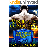Viking's Conquest (Viking Ancestors: Rise of the Dragon Book 5)