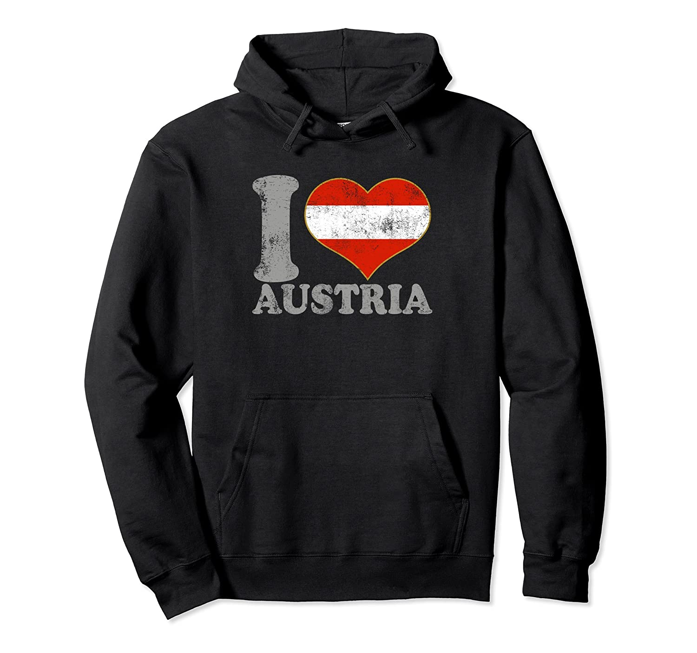 Austria Hooded Sweatshirt Clothing Austrian Pride European-AZP