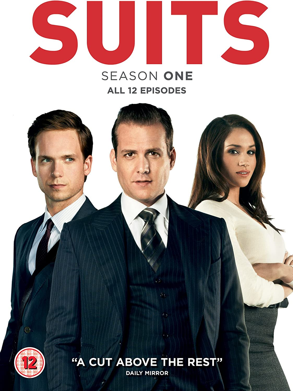 Suits - Season 1 [DVD]: Amazon.co.uk: Gina Torres, Patrick J. Adams,  Gabriel Macht, Rick Hoffman, Gina Torres, Patrick J. Adams: DVD & Blu-ray