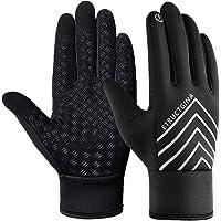 Running Gloves Men Touchscreen Women Lightweight 3M Grip Winter Gloves Sports Outdoors