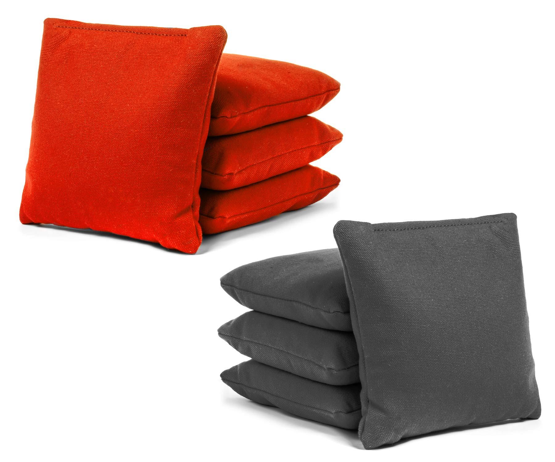 Tailgating Pros Cornhole Bags - 8 Regulation Size Corn Hole Bags - 25+ Colors Options by Tailgating Pros