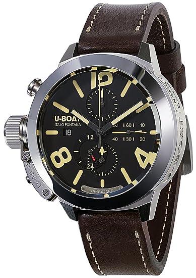 U-BOAT CLASSICO relojes hombre 8075