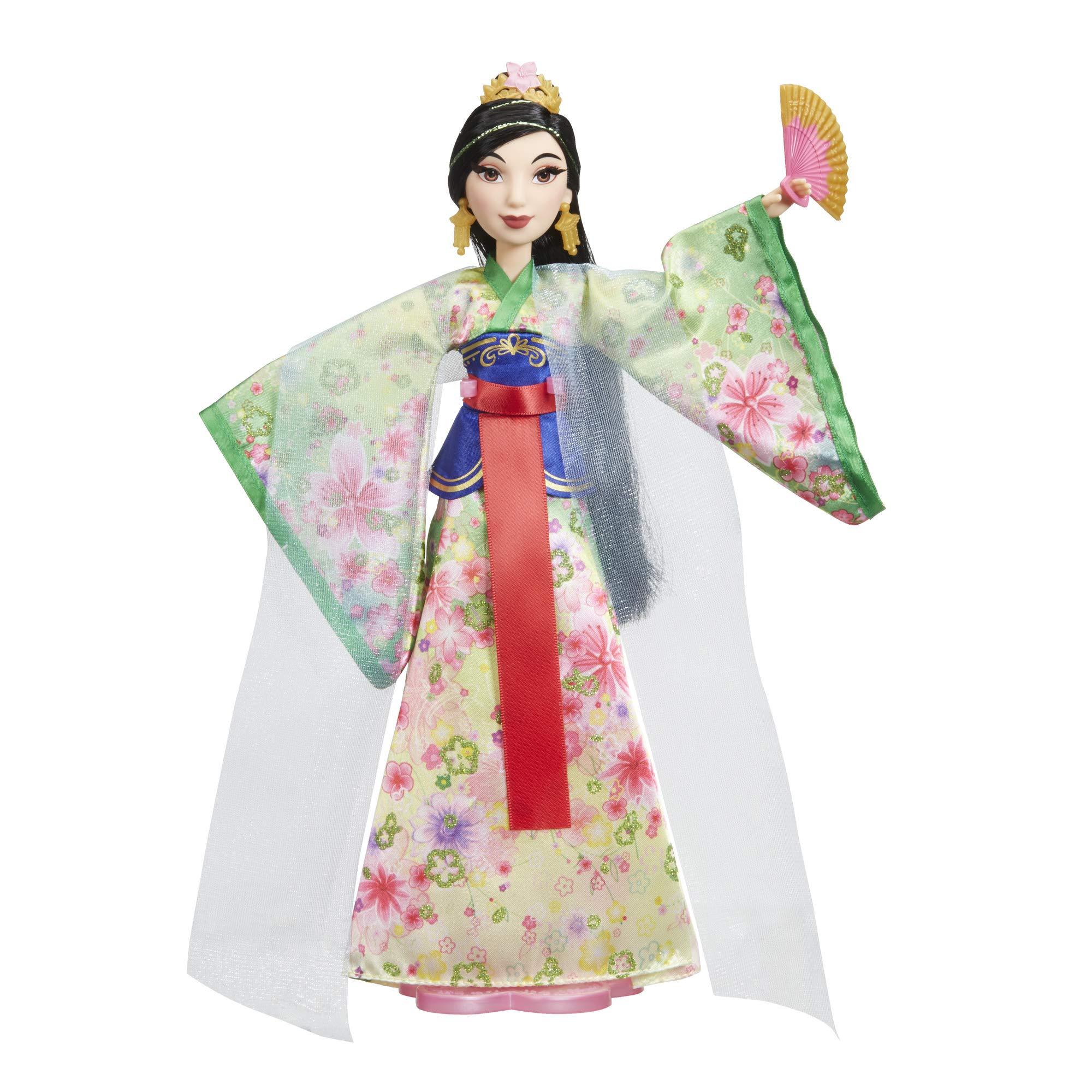 Disney Princess Royal Collection Deluxe Mulan (Amazon Exclusive)