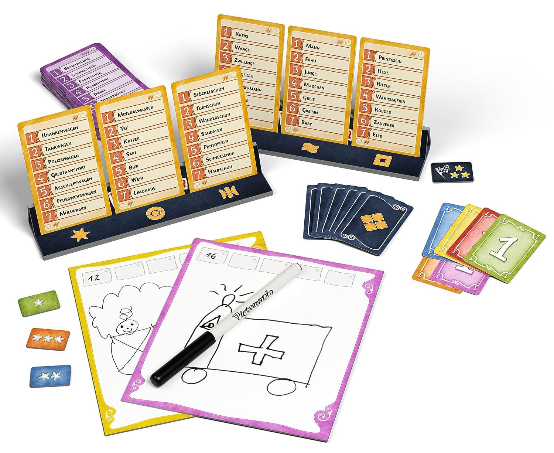 Pegasus Spiele 54300G - Pictomania: Amazon.de: Spielzeug