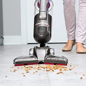 Bissell PowerEdge Pet Hardwood Floor Bagless Stick Vacuum Cleaner, 81L2A