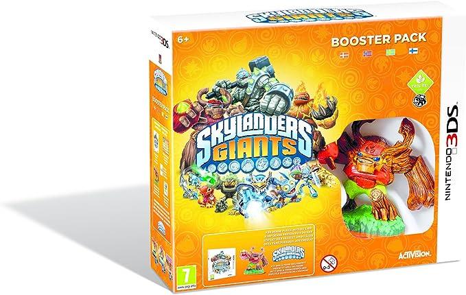 Nintendo Skylanders Giants, Booster Pack, 3DS - Juego (Booster Pack, 3DS, Nintendo 3DS, Acción, 19.10.2012): Amazon.es: Videojuegos