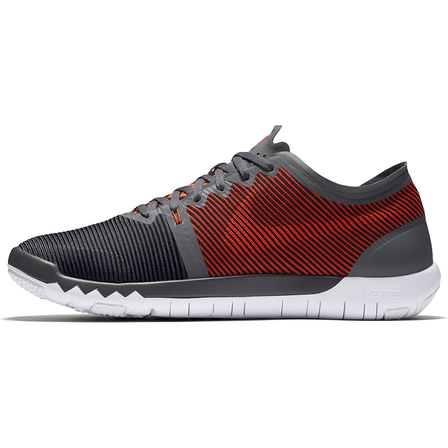 new concept 46395 43eea Amazon.com | NIKE MEN FREE TRAINER 3.0 V4 DARK GREY/BRIGHT ...