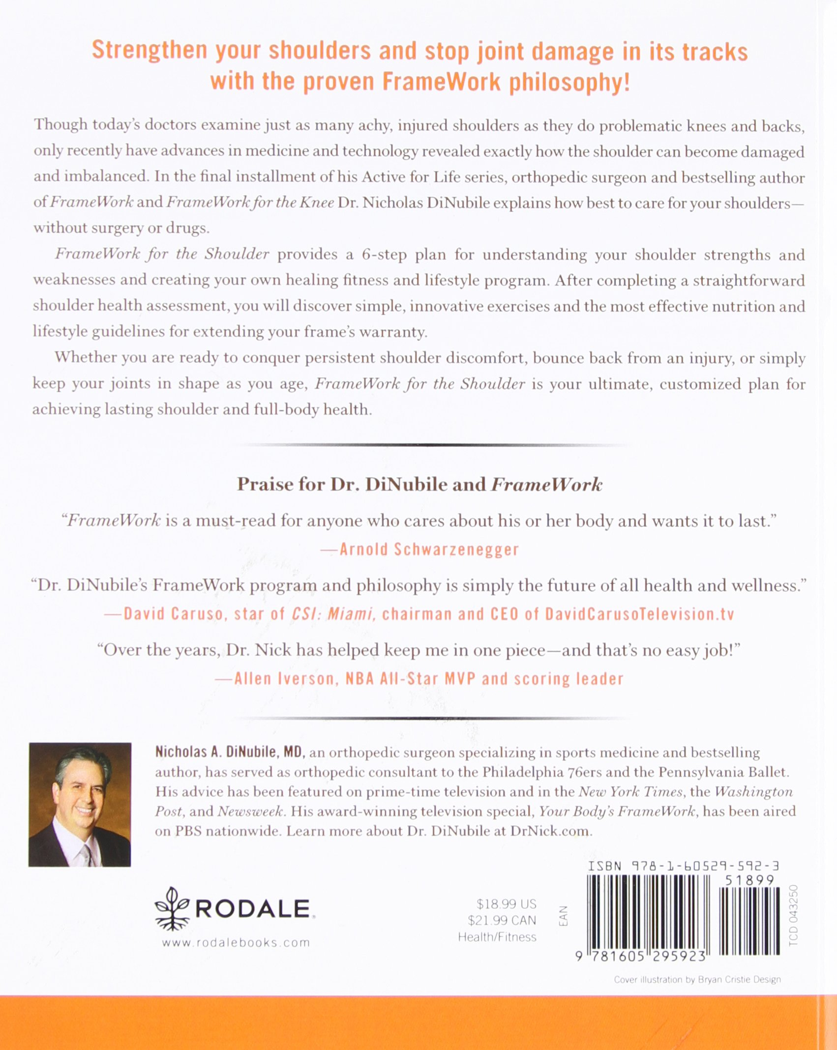 framework for the shoulder a step plan for preventing injury framework for the shoulder a 6 step plan for preventing injury and ending pain nicholas a dinubile md bruce scali 9781605295923 com books