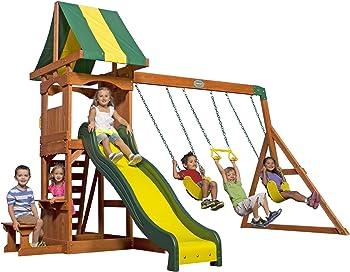 Backyard Discovery Weston Swing Set