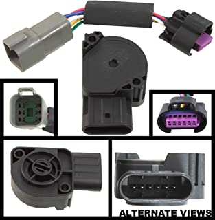 amazon com distributor module harness iac idle air controller rh amazon com Throttle Body Throttle Position Sensor Wiring